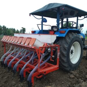 Inclined model Seed cum Fertilizer drill