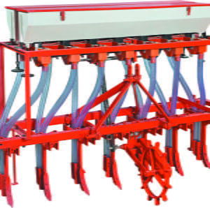 5,9,11, TYNES SEED CUM FERTILIZER DRILLER