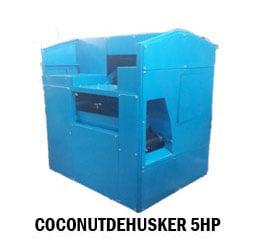 coconut dehusker 5hp