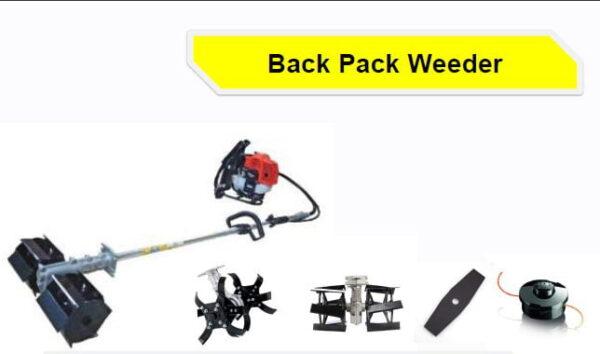 back pack weeder