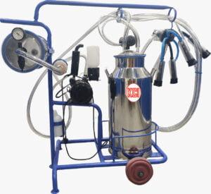 trolley milking machine-2